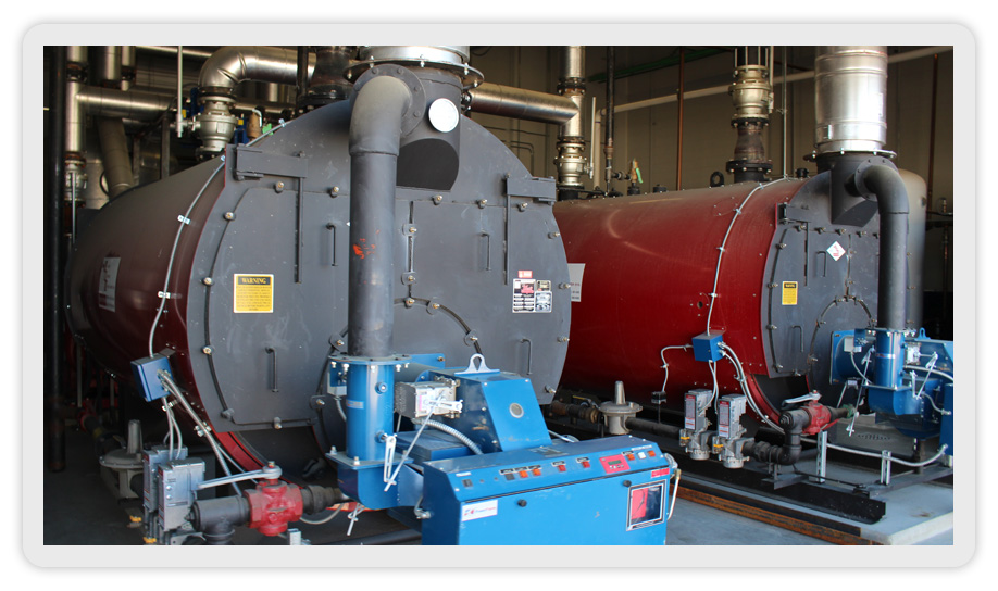 Complete packaged mobile boiler houses and boiler room design and ...