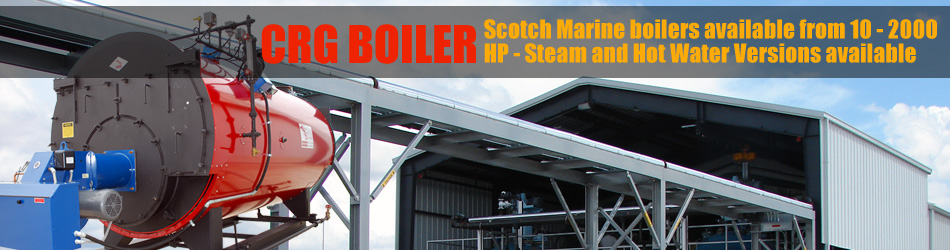 CRG Boiler Systems Scotch Marine