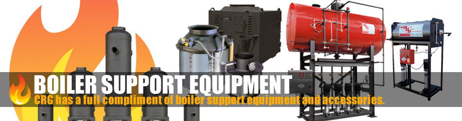 CRG Boiler Systems Support Equipment