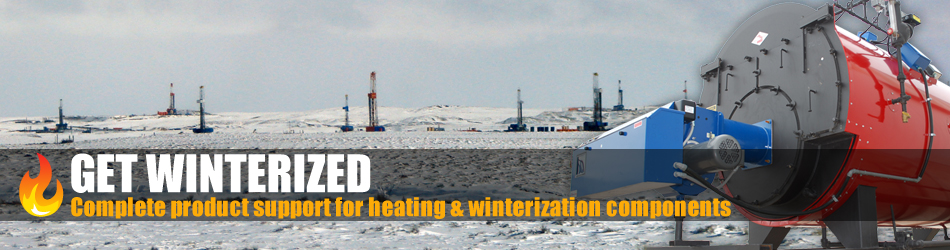 CRG Boiler Systems Winterization Products