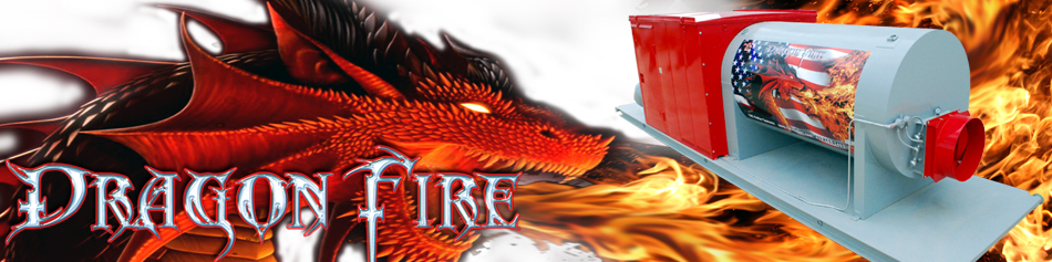CRG fabricates its own proprietary Hot Air unit Dragon Fire.