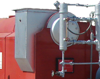 CRG Boiler Systems can also deliver large application water tube boiler systems.